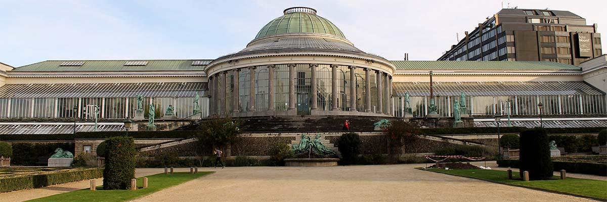 Botanique Brussel