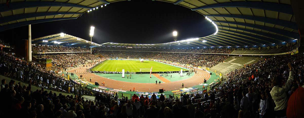 Koning Boudewijn Stadion Brussel