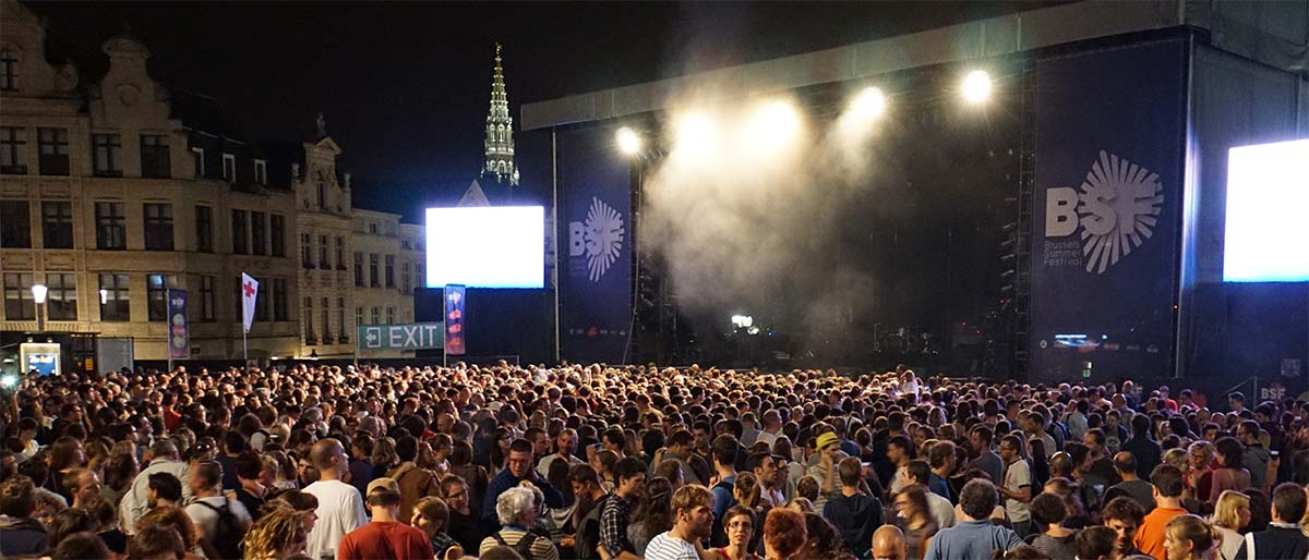 Summerfestival Brussel